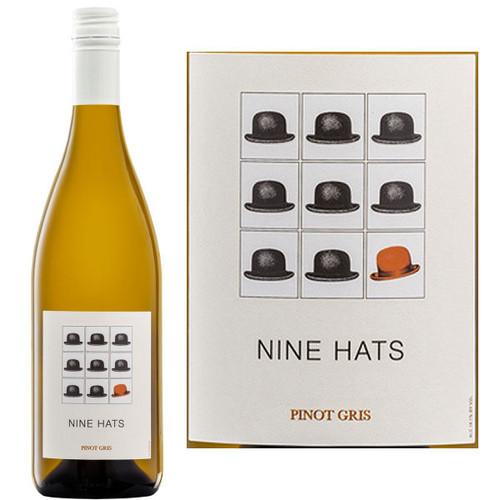 Nine Hats Columbia Valley Pinot Gris Washington