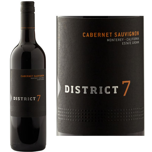 District 7 Monterey Cabernet