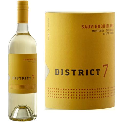District 7 Monterey Sauvignon Blanc