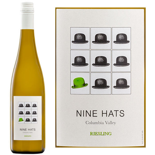 Nine Hats Columbia Valley Riesling Washington