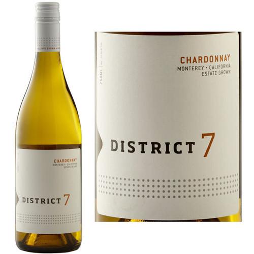 District 7 Monterey Chardonnay