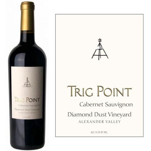 Trig Point Diamond Dust Vineyard Alexander Cabernet