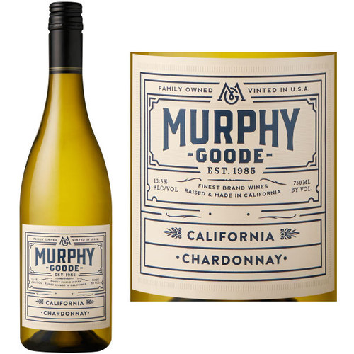 Murphy Goode California Chardonnay