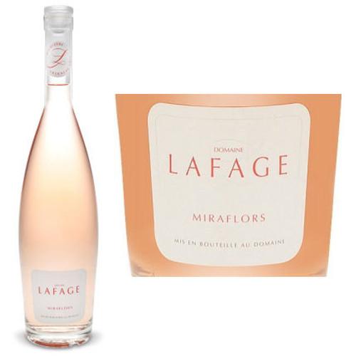 Domaine Lafage Cotes du Roussillon Miraflors Rose