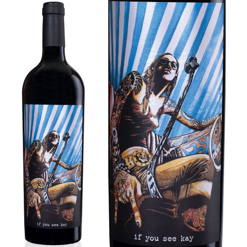 If You See Kay Paso Robles Red Blend