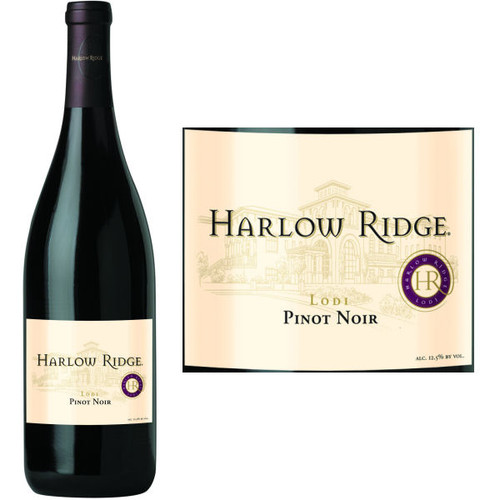 Harlow Ridge Lodi Pinot Noir