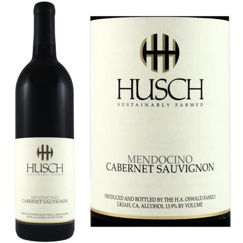 Husch Mendocino Cabernet