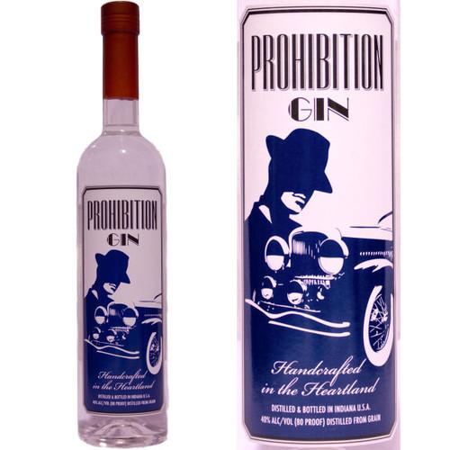 Heartland Distillers Prohibition Gin 750ml