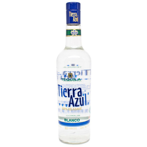 Tierra Azul Blanco Tequila 750ml