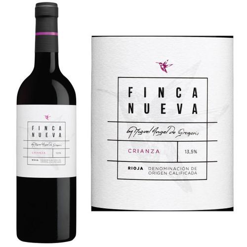 Finca Nueva Rioja Crianza Tempranillo