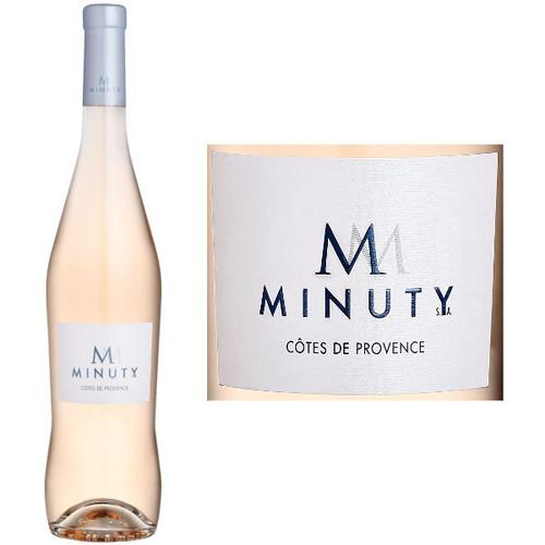 Chateau Minuty M Minuty Cotes de Provence Rose