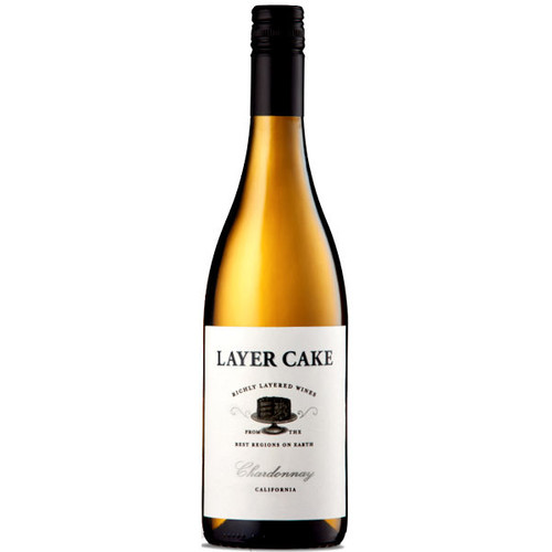 Layer Cake Central Coast Chardonnay