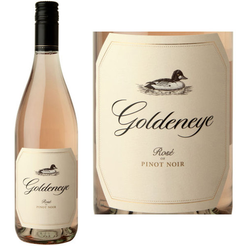 Goldeneye California Rose of Pinot Noir