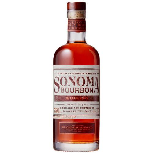 Sonoma Distilling Bourbon Whiskey 750ml