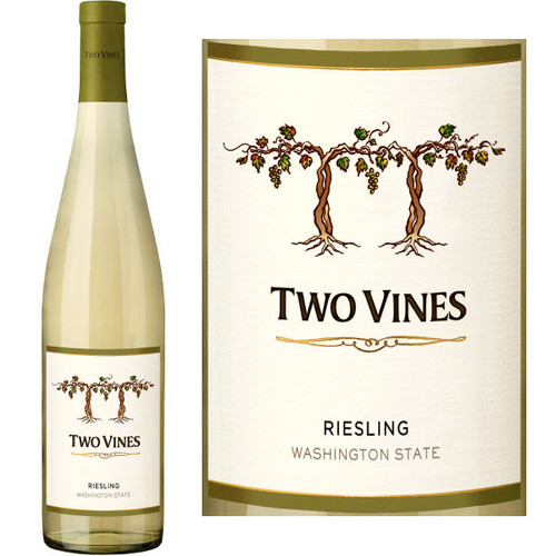 Two Vines Riesling Washington
