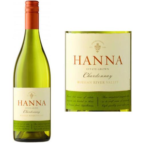 Hanna Russian River Chardonnay