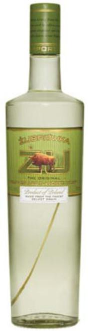 Zu Zubrowka Bison Grass Rye Polish Vodka