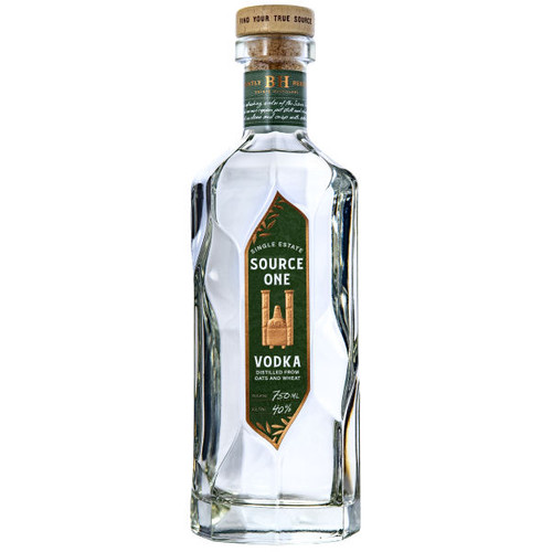 Source One Single Estate Vodka 750ml