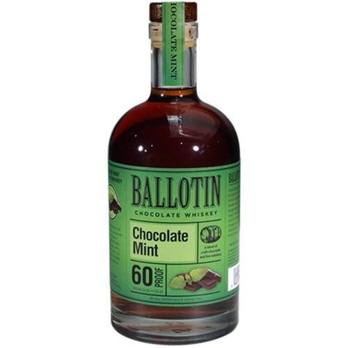 Ballotin Chocolate Mint Chocolate Whiskey 750ml