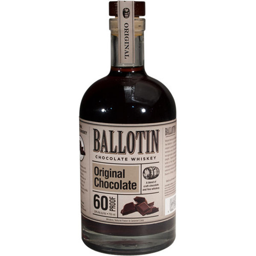 Ballotin Original Chocolate Chocolate Whiskey 750ml