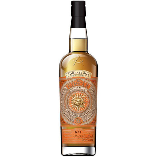 Compass Box The Circle Blended Malt Scotch Whisky 750ml
