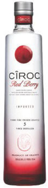 Ciroc Red Berry Vodka 750ml