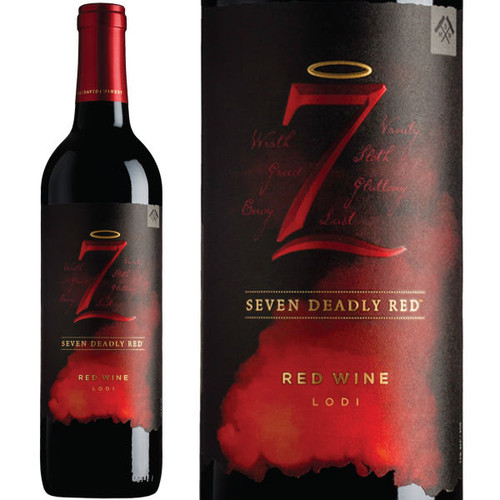 The Seven Deadly Lodi Red