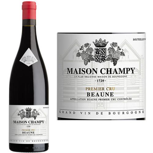 Maison Champy Beaune Premier Cru Burgundy Pinot Noir