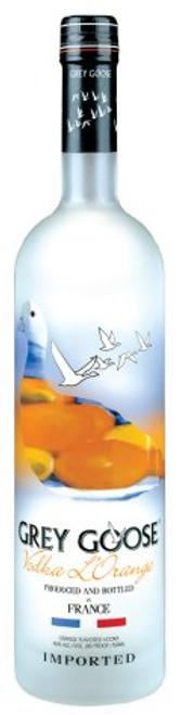 Grey Goose Orange French Grain Vodka 750ml