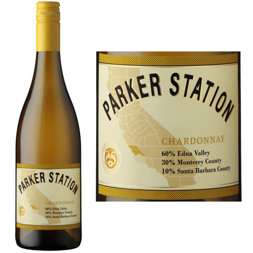Parker Station Central Coast Chardonnay