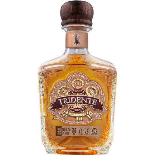 Tridente Reposado Tequila 750ml