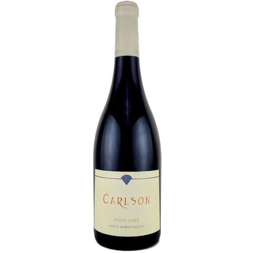 Carlson John Sebastiano Vineyards Santa Rita Hills Pinot Noir