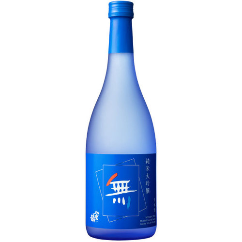 Yaegaki Mu Sake Nothingness Junmai Daiginjo Sake 720ml