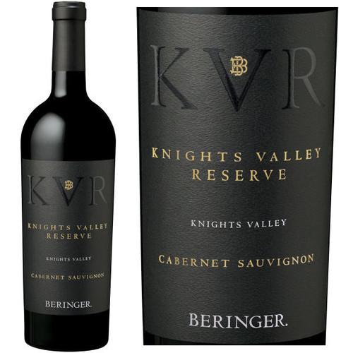 Beringer Knights Valley Reserve Cabernet