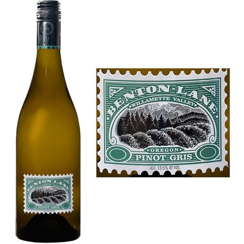 Benton-Lane Willamette Pinot Gris Oregon