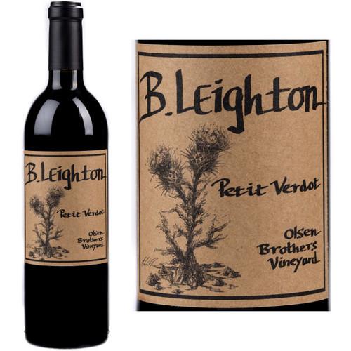 B. Leighton Olsen Brothers Vineyard Yakima Valley Petit Verdot