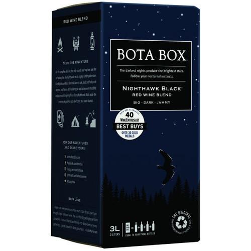 Bota Box Nighthawk Black Red Wine Blend
