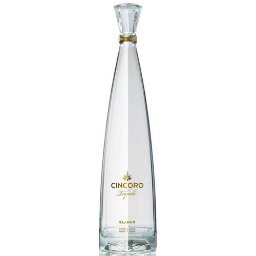 Cincoro Blanco Tequila 750ml
