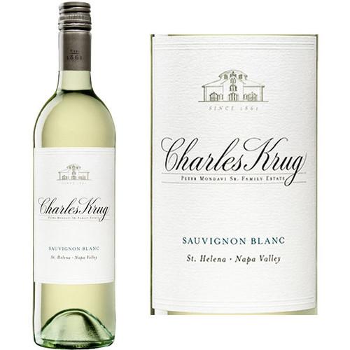Charles Krug St. Helena - Napa Sauvignon Blanc