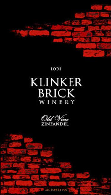 Klinker Brick Lodi Old Vine Zinfandel
