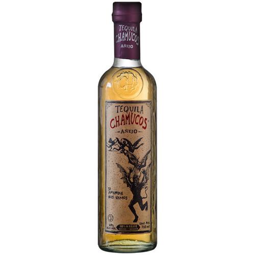 Chamucos Anejo Tequila 750ml