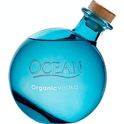 Ocean Organic Hawaiian Vodka 750ml