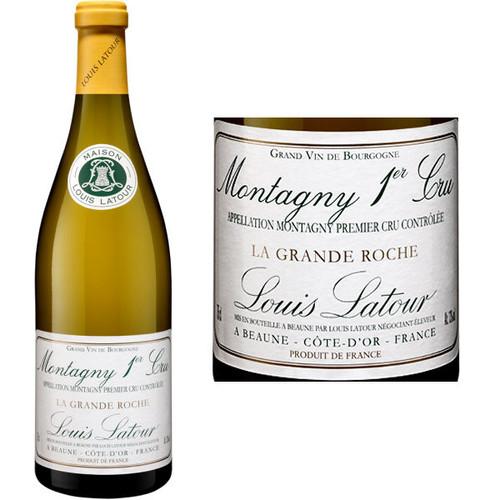 Louis Latour Montagny 1er Cru La Grande Roche