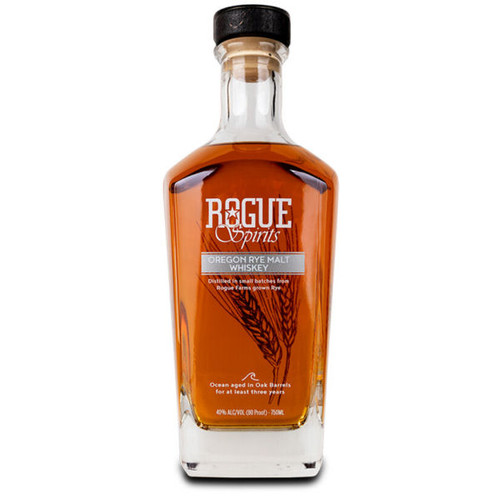 Rogue Spirits Oregon Rye Malt Whiskey 750ml