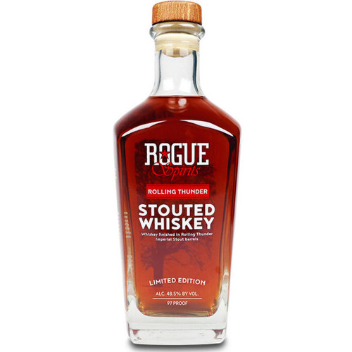 Rogue Spirits Rolling Thunder Stouted Whiskey 750ml