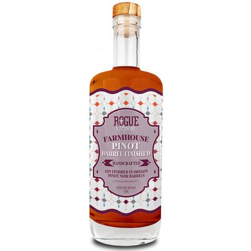 Rogue Spirits Farmhouse Pinot Barrel Finished Gin 750ml