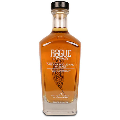 Rogue Spirits Oregon Single Malt Whiskey 750ml