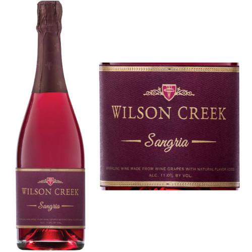 Wilson Creek Sparkling Sangria