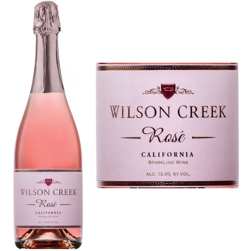 Wilson Creek Sparkling Rose