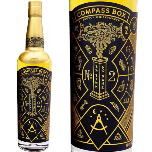 Compass Box No Name No. 2 Blended Malt Scotch Whisky 750ml